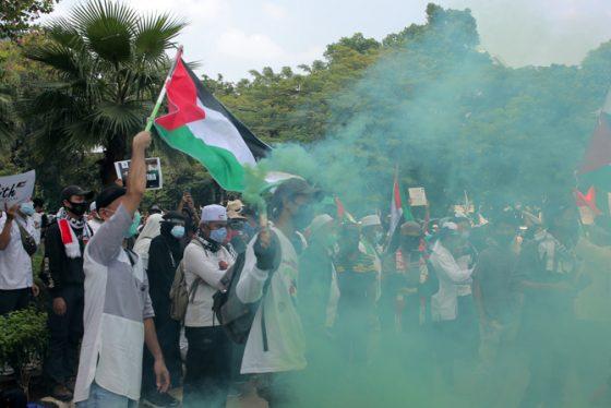 Konflik Palestina-Israel Dapat Diselesaikan dengan Solusi Dua Negara