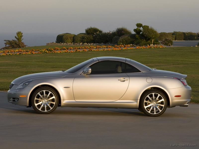 2006 Lexus SC 430 Convertible Specifications, Pictures, Prices