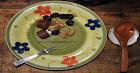 Chocolate y frutas secas macerados en ron y licor de cafe