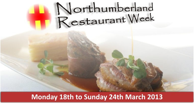 Northumberland Restaurant Week Logo