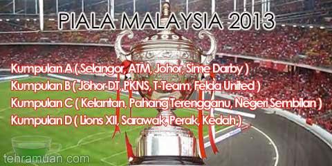 piala malaysia 2013