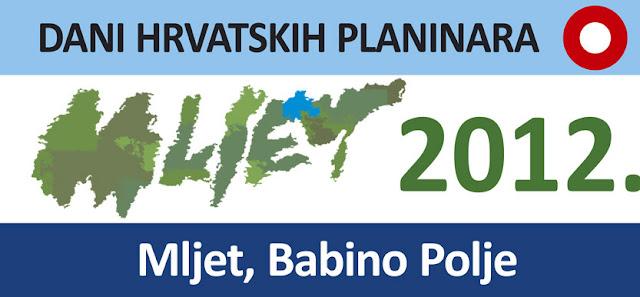 Dani hrvatskih planinara - Mljet, 27.4. - 1.5.2012.