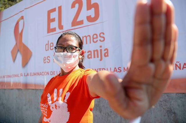 Impulsar valores para prevenir la violencia contra las mujeres y las niñas: Roberto Lima
