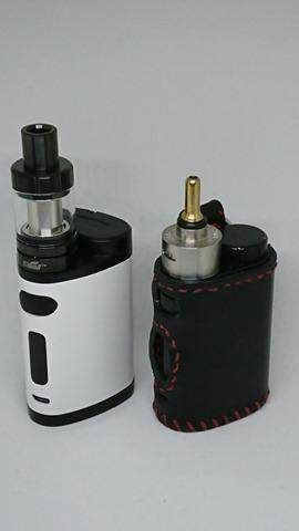DSC 1448 thumb%25255B2%25255D - 【MOD】「Eleaf iStick Pico Dual MOD」デュアルバッテリー&モバブー!レビュー。大型アトマも搭載できるPico拡張機【モバイルバッテリー/VAPE/電子タバコ】