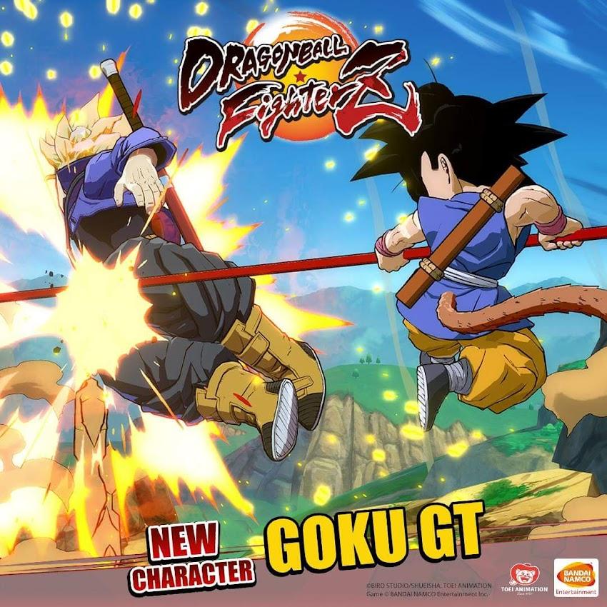 Goku GT sta per arrivare come nuovo personaggio del FighterZ Pass 2 di Dragon Ball FighterZ!
