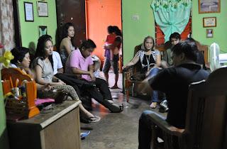 April 30: Kathrina Mae Gonzales' Residence (Cauayan City, Isabela)