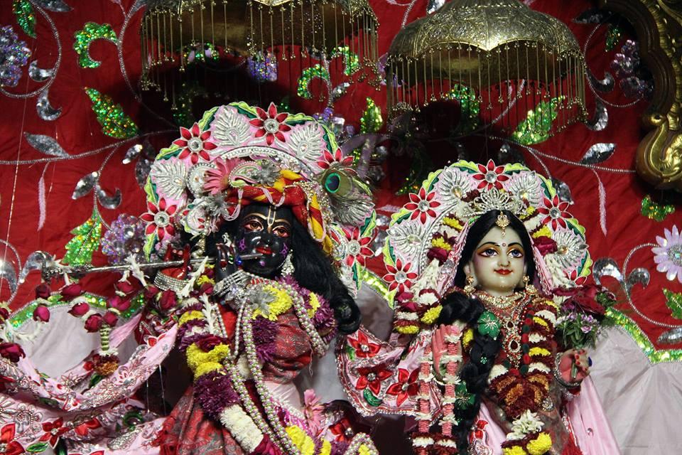 ISKCON Delhi Deity Darshan 06 Jan 2016 (15)