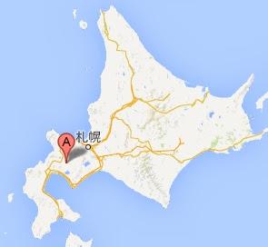 一ふじ(いちふじ)・地図