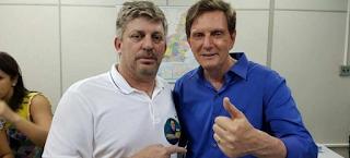 Ex-delegado preso com Crivella tem pedido de prisão domiciliar negado