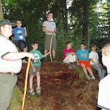 Pedator vs. Prey Game in the woods