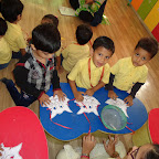 Cat Mask Making (Nursery) 29.10.2015