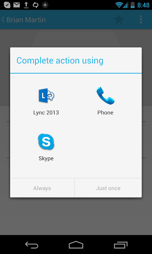 lync 2010 for android apk