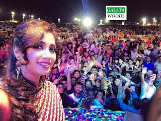 Shreya Ghosal Will To Have Her Wax Statue In Museum Located At Delhi