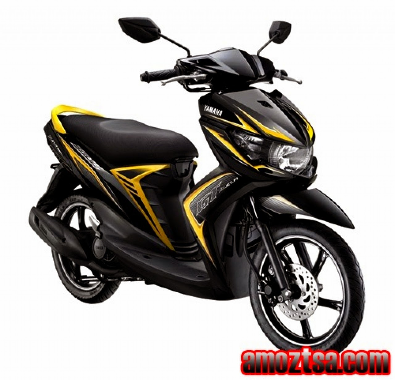Yamaha Soul Gt 125 Modifikasi