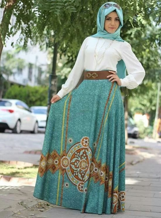 Turkish Hijab For Casual Wear 2016 Styles 7