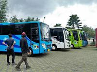 Sewa Bus Wisata Jogja Seat 25 Harga 1,2 Juta/Day