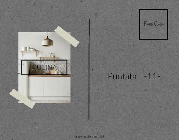 FARE_CASA_la_cucina