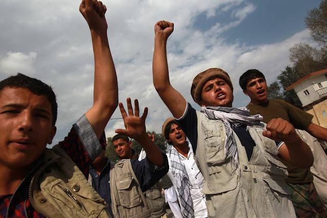 Tras la salida de EEUU, los talibanes atacaron Panjshir, el último bastión afgano contra los extremistas