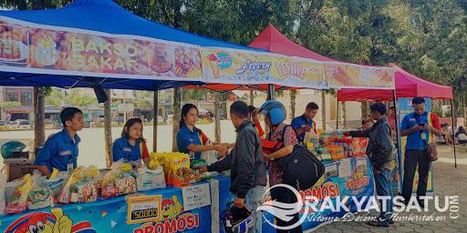 Koperasi se-Sulsel Gelar Pasar Murah di Tana Toraja, Indomaret Jadi Serbuan Warga