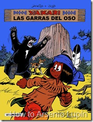 Yakari 32 - Las Garras del Oso (By Alí Kates)