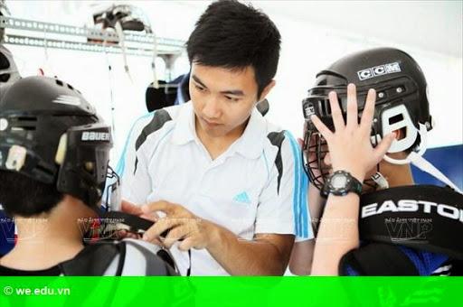 Hình 9: Trượt băng nghệ thuật Việt Nam Funclub - điểm đến thú vị của giới trẻ