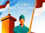 Terima Kasih untuk Jasa-jasamu, Selamat Hari Pahlawan 2020