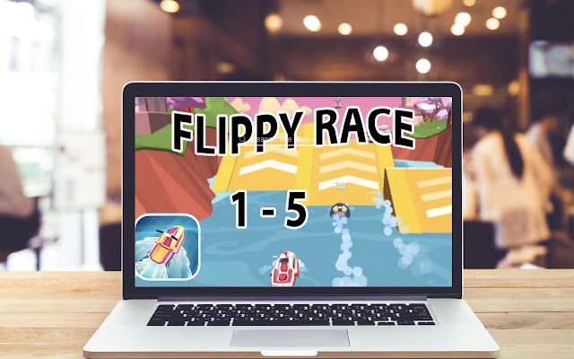 Flippy Race HD Wallpapers Game Theme