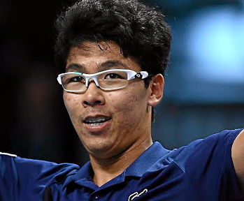 Hyeon Chung.    Picture: SUPPLIED