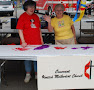 Covenant United Methodist Church  Representative @ National Night Out in West Seneca 2009