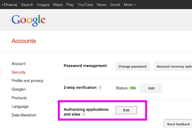 2-Step Verification Code