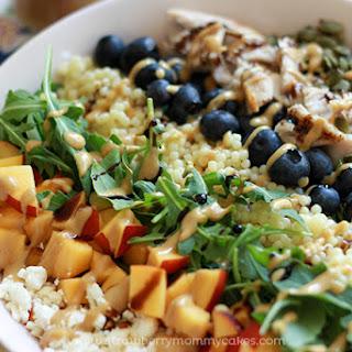 Nectarine Summer Salad.