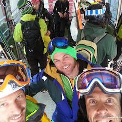 Skitour Sas Pordoi Dolomiten 02.06.13