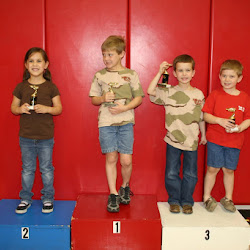 2009 Pinewood Derby Winners