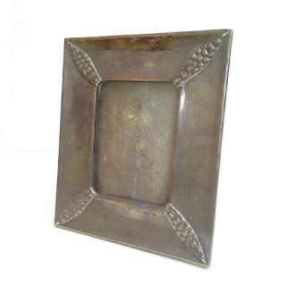 Sterling Silver Peruvian Frame