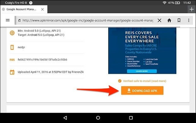 how to download google play on fire tablet