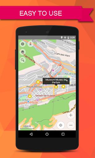 免費下載旅遊APP|土庫曼斯坦 離線地圖 app開箱文|APP開箱王