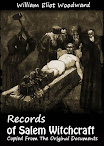 Records of Salem Witchcraft Copied From The Original Documents Vol 2