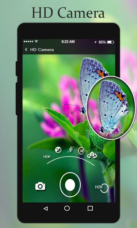 HD Camara Photo Effect Editor- screenshot