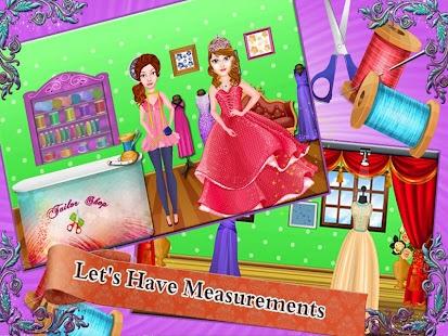 Princess Little Tailor Boutique - náhled