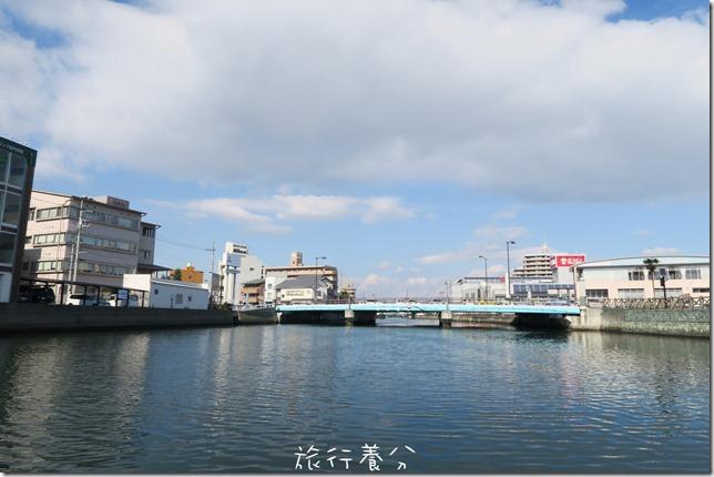 四國德島 葫蘆島周遊船 新町川水際公園 (21)