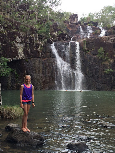 Lauren at Cedar Falls