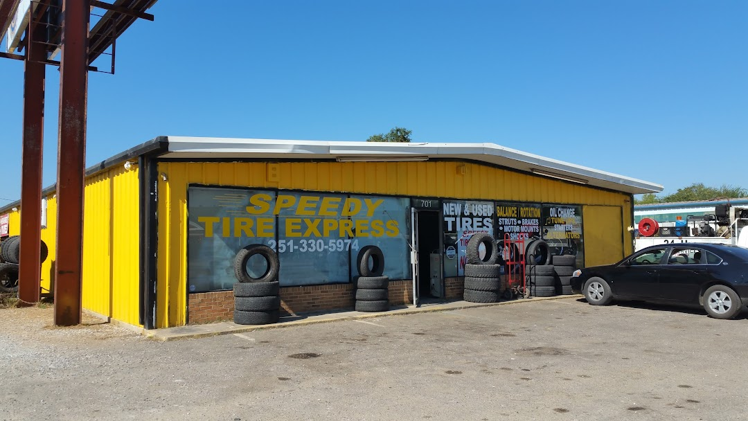 Used Tires Mobile Al >> Speedy Tire Express Tire Shop In Mobile