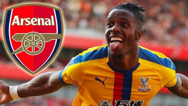 """I want to play for Arsenal"" but the Gunners need to meet one condition - Zaha"