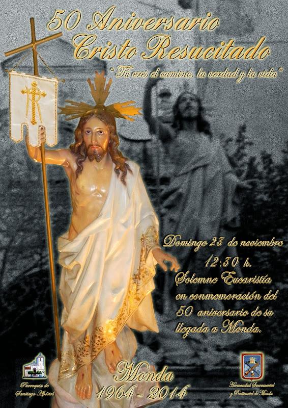 50 Aniversario Cristo Resucitado