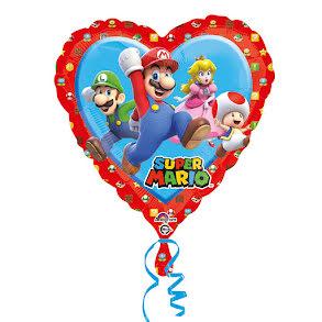 Folieballong, Super Mario