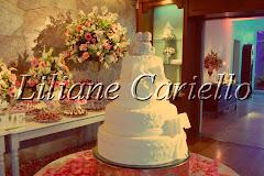 Fotos de decoração de casamento de Casamento no Recanto do Barão da decoradora e cerimonialista de casamento Liliane Cariello que atua no Rio de Janeiro e Niterói, RJ.