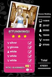Style Me Girl Level 42  - Princess Wedding - Isabella - Stunning! Three Stars