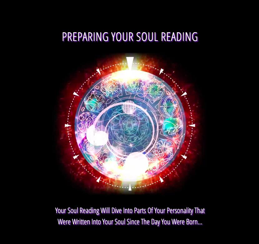 Preparing Your Soul Reading