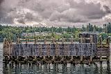 """""""Kingston Ferry"""" by Rich Sherman -- 2nd Place Print"""