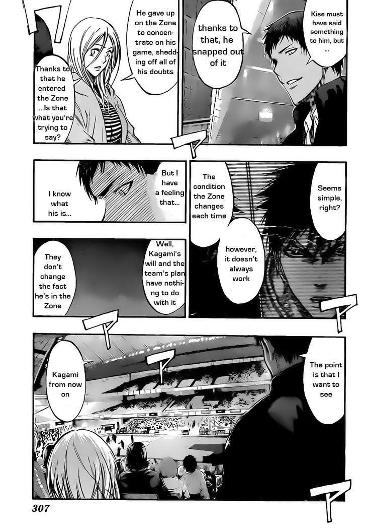 Kuroko no Basket Manga Chapter 164 - Image 3